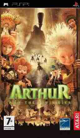 Descargar Arthur And The Minimoys [MULTI5] [UMDRIP] por Torrent